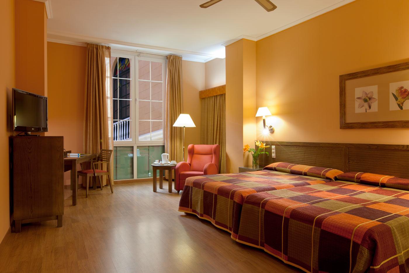 Photos senator c diz spa hotel official website for Hotel spa familiar
