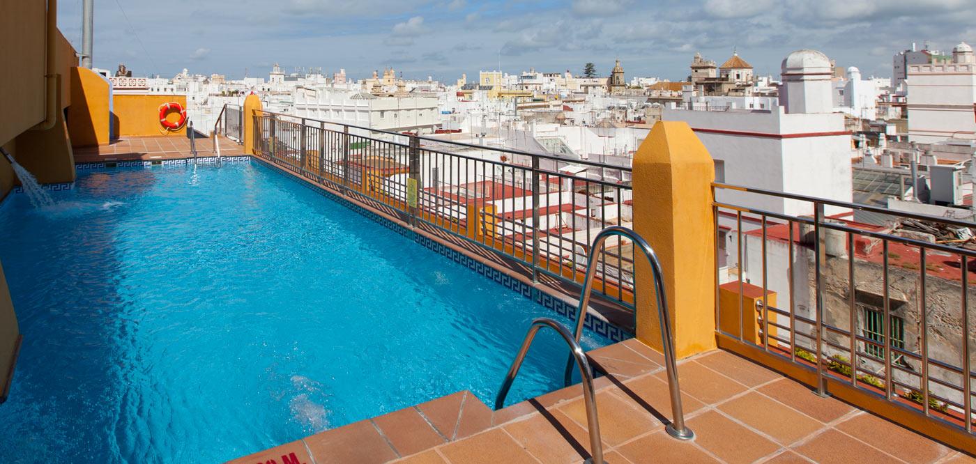 Photos senator c diz spa hotel official website - Hotel puertatierra en cadiz ...