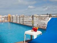 Hotel Senator Cádiz Spa - Piscina