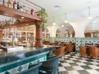 Hotel Senator Cádiz Spa - Cafetería